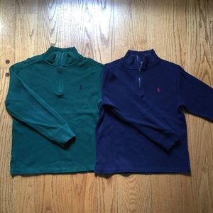 Boys Polo Sweaters (M10-12)
